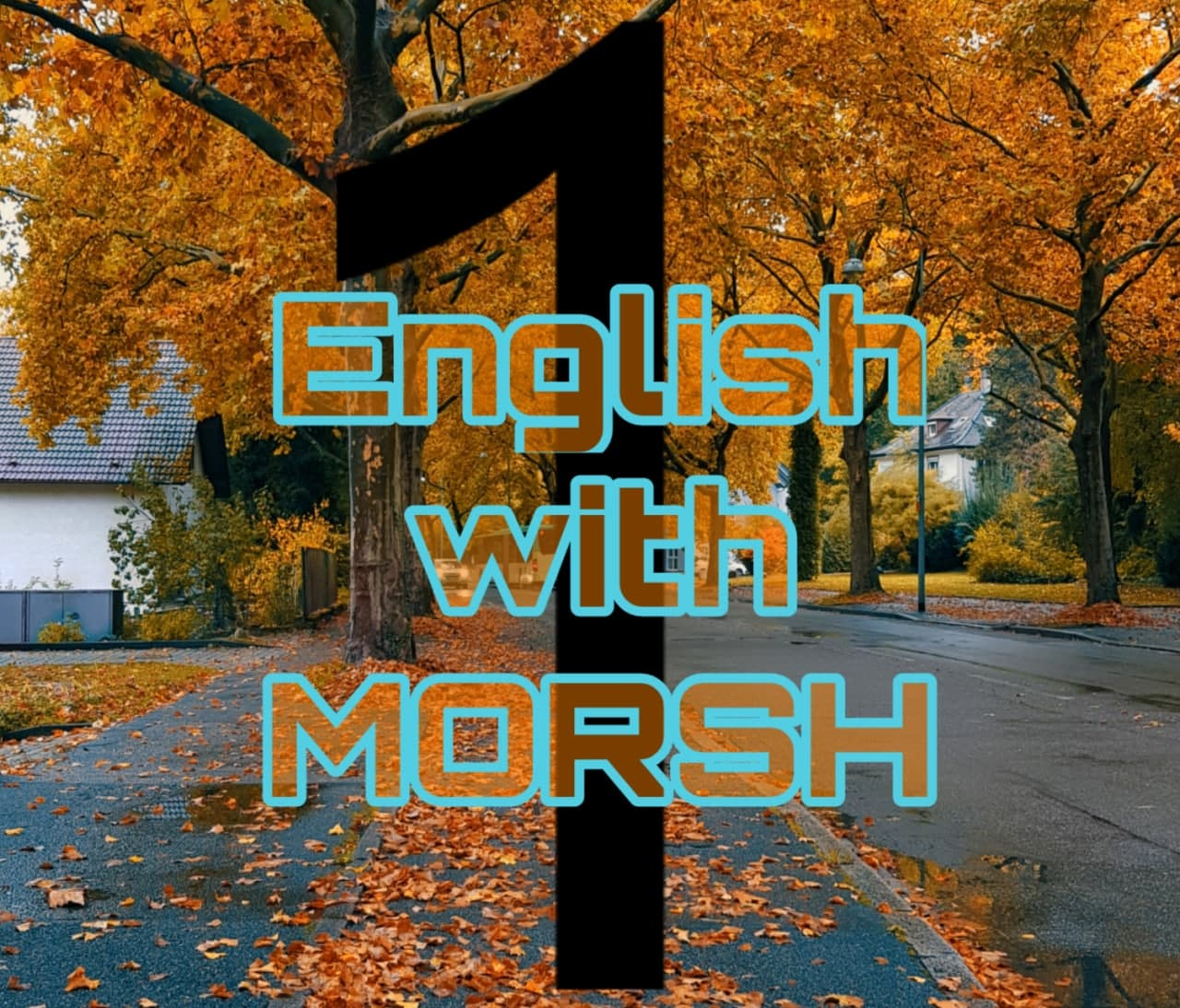 English With Morsh 1